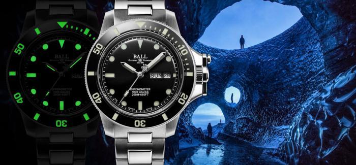 波尔表发布集多年研发功能的全新Engineer Hydrocarbon Original腕表