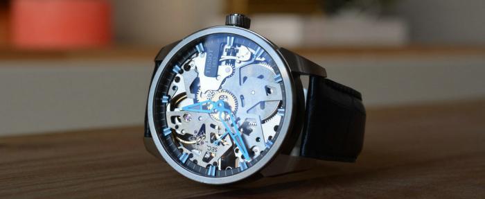 """天梭T-Complication Squelette镂空腕表------一堂极具性价比的""""解剖课"""""""