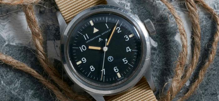 最值得收藏的手表推荐之Mark 11