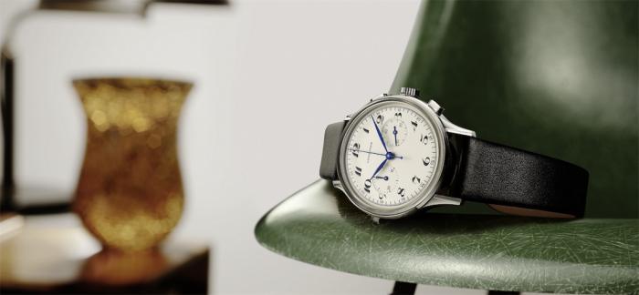 浪琴表推出经典复刻系列1946计时腕表-1940年代的经典时计重焕新生