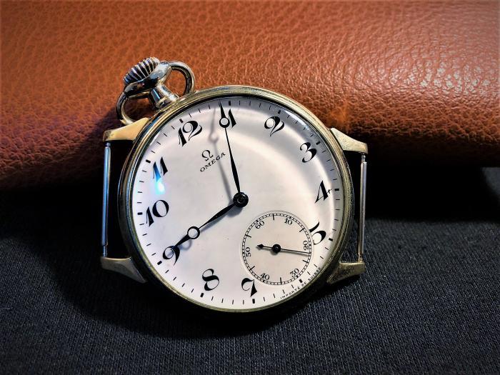 怀表还是手表?浅说欧米茄Marriage腕表