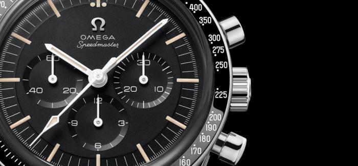 欧米茄发布海马321机芯精钢款月球腕表