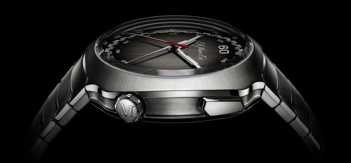 亨利慕时发布疾速者飞返计时自动腕表