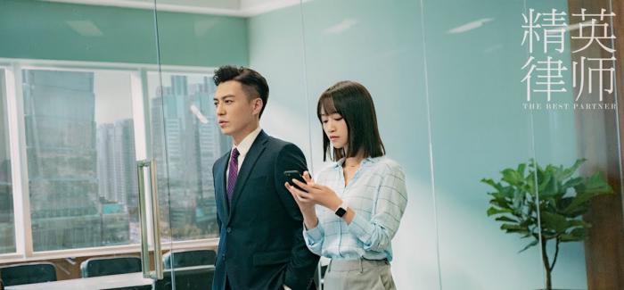 靳东佩戴真力时腕表出演《精英律师》