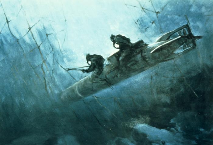 奇葩的意大利军队输了整个世界,却火了沛纳海