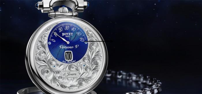播威发布Virtuoso V腕表-跳时‧回拨分钟‧ 双面时间显示一应俱全