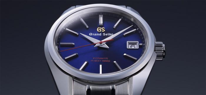 Grand Seiko推出60周年限量版腕表,包括Hi-Beat36000高振频的SBGH281