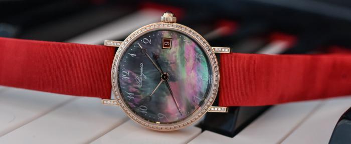宝玑Classique Dame 9065腕表------做情人节最正的妹