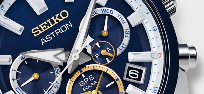 为庆祝澳网第八冠,SEIKO精工推出Astron德约科维奇限量表