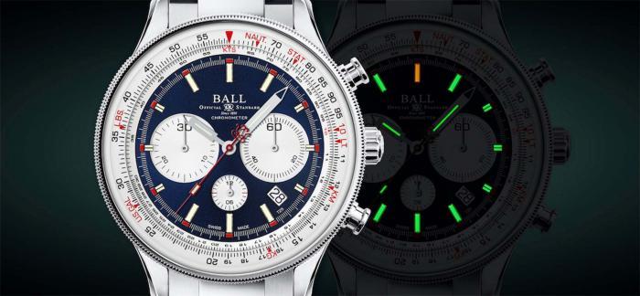 BALL波尔工程师 II 终极飞行家诺曼第战役75周年腕表