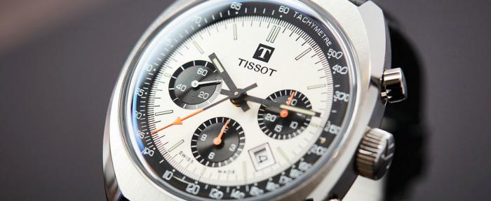 2019年天梭推出的3款最出彩的手表作品