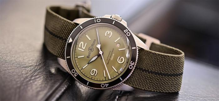 重归核心系列,Bell&Ross发布BR V2-92、BR V2-93 GMT、BR V2-94青铜三枚腕表