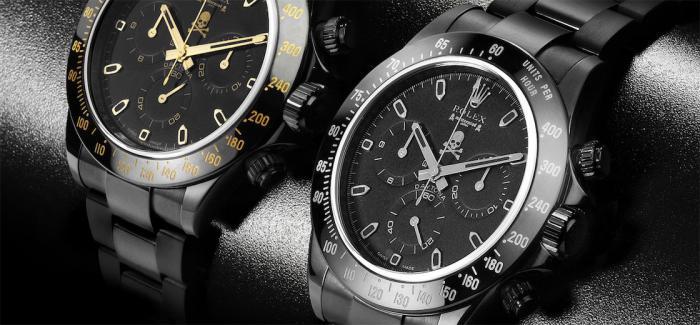 定制改装腕表的兴起未来可能是大势所趋