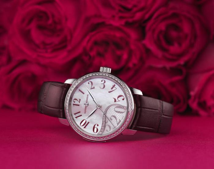 情人节到了,用这些腕表来向你的女神表达爱意吧!