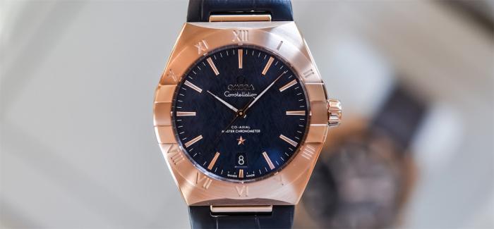 独家点评2020款欧米茄39毫米同轴星座腕表