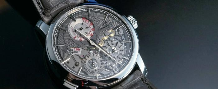 去年最令人兴奋的四款万年历手表——款款贵的你没脾气