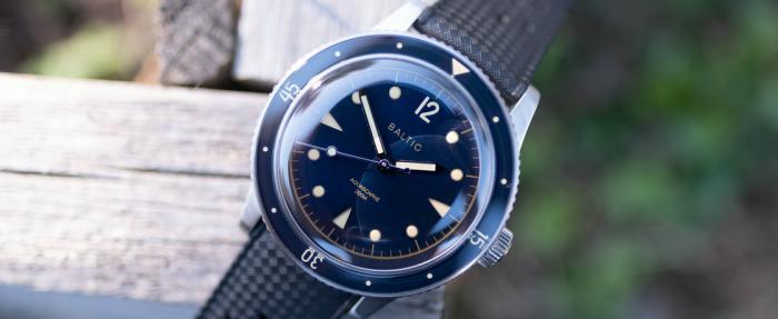 3款很有话题感的微品牌手表
