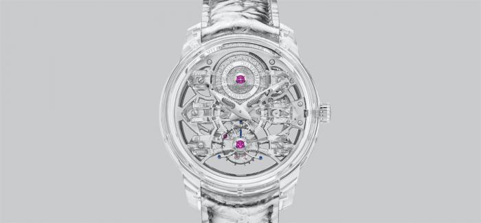 芝柏发布2020款Quasar Light限量版腕表