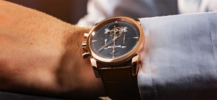 帕玛强尼推出全新通达系列 (Tonda Collection) Tondagraph Tourbillon腕表
