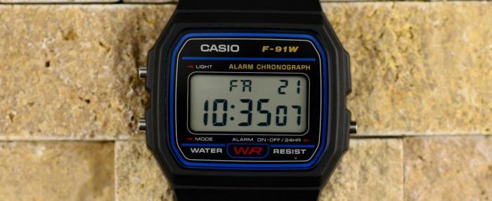 在印度最受欢迎的5个手表品牌------今天不黑三哥
