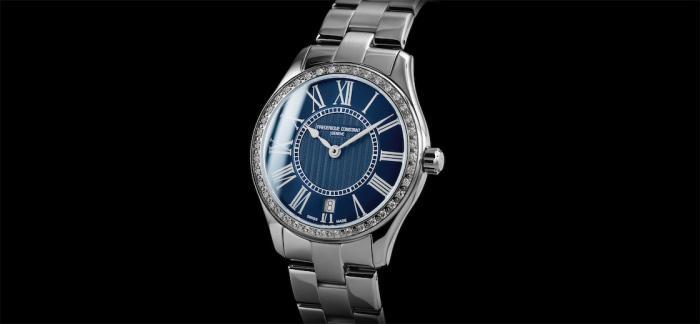 康斯登典雅石英女装腕表系列推出四款全新版本