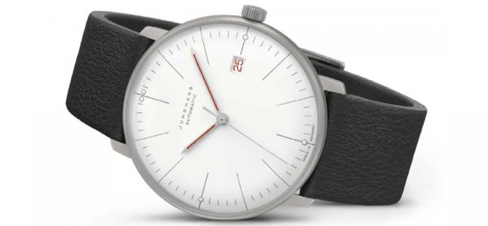 2020款荣汉斯max bill包豪斯经典限量版腕表上市