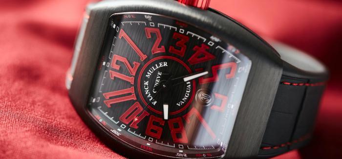 全能型腕表:法兰克穆勒Vanguard Classic V45 SC DT TT NR NR BR NR