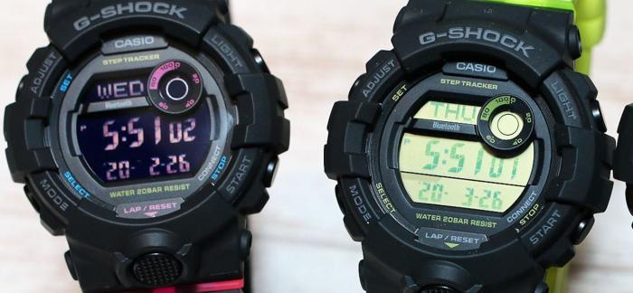 卡西欧发布全新升级版中性尺寸G-SHOCK运动手表