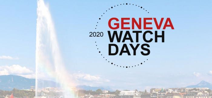 2020年日内瓦钟表日推迟到8月26日至29日举行
