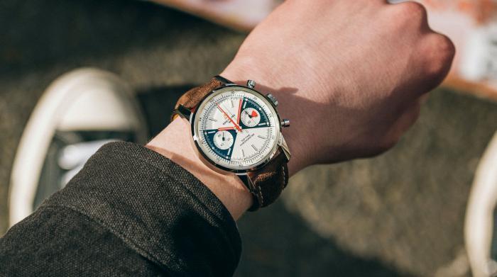 百年灵 TOP TIME 限量版腕表: 以突破常规的现代复古腕表彰显自我风格