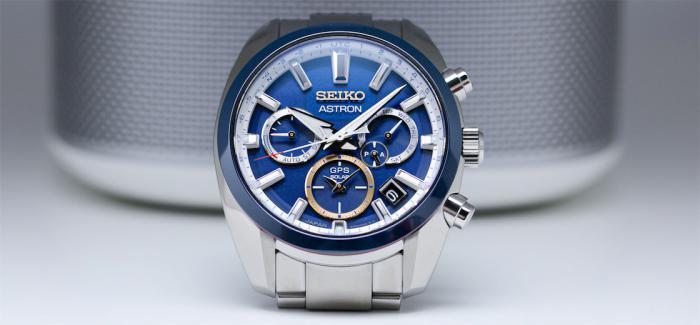 独家点评精工Astron SSH045德约科维奇合作限量版腕表