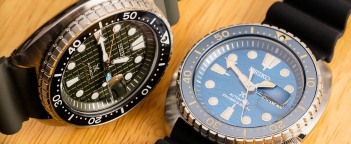 精工Prospex系列SRPE05 & SRPE07腕表——为何敢涨价?