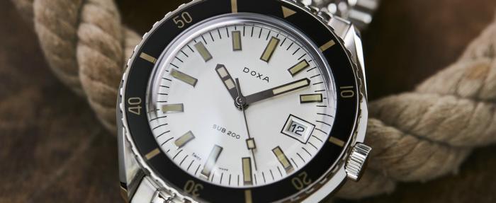 DOXA时度SUB 200腕表——入手不后悔