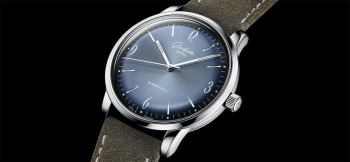 格拉苏蒂原创全新Sixties 六零年代腕表与Sixties Chronograph 六零年代计时腕表限量版面世