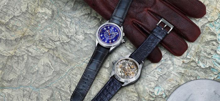 万宝龙发布全新1858系列腕表