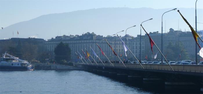 日内瓦将成为世界钟表展的新中心