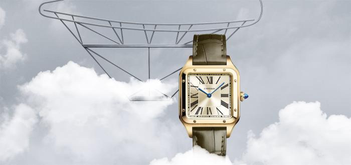 卡地亚全新SANTOS-DUMONT镌刻限量版腕表首次于官方电商平台发布