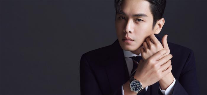 IWC万国表宣布张若昀出任品牌大使