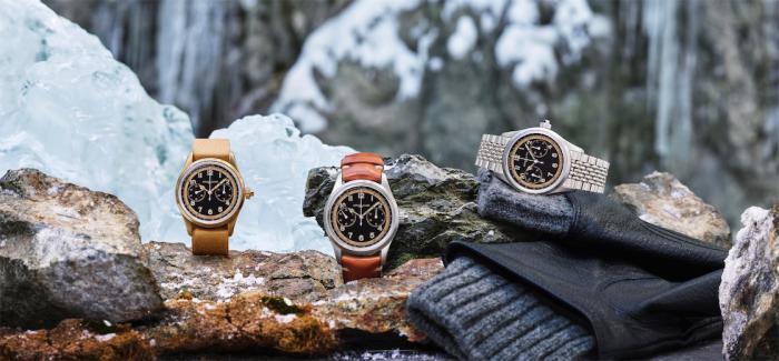 """2020""""钟表与奇迹""""-万宝龙推出两款全新1858系列腕表"""