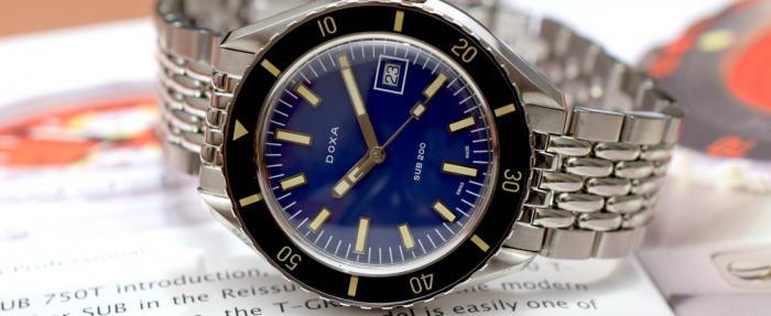 个性与性价比兼顾的四款潜水手表