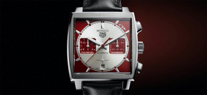 泰格豪雅推出摩纳哥古董车大奖赛限量款腕表