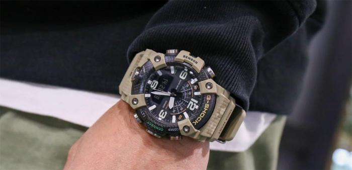 G-SHOCK x British Army联乘出击