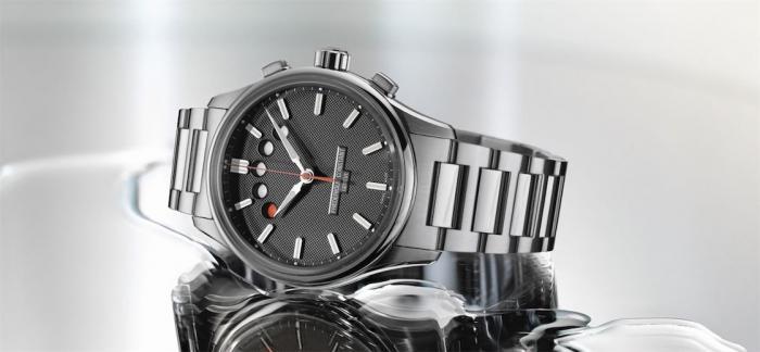 康斯登发布游艇倒计时腕表