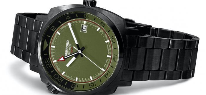 Bamford London发布突击队GMT和捕食者GMT腕表