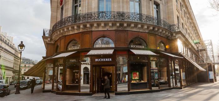 宝齐莱在巴黎旗舰店开设二手及古董表认证业务