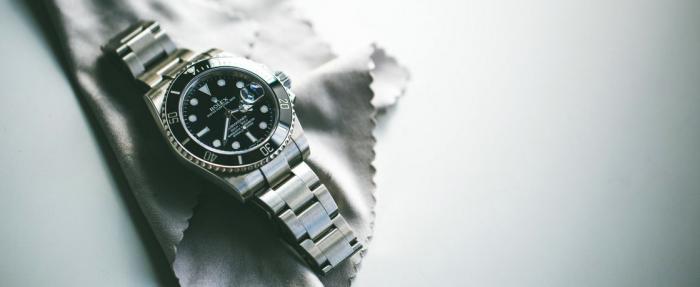 """手表""""洗白白""""的正确打开方式"""