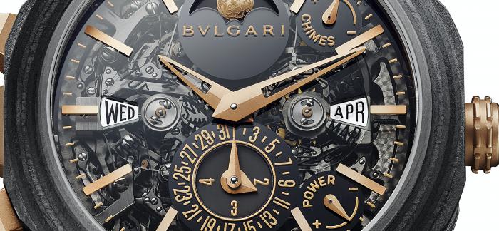 复杂精湛 王者风范-BVLGARI宝格丽Octo Roma系列腕表