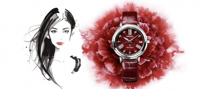 精工推出六款全新Lukia系列腕表