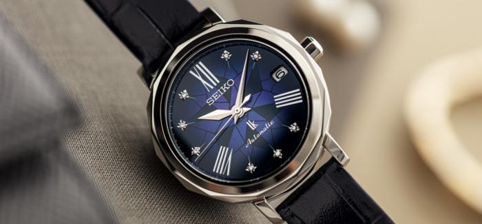 精工发布六枚Lukia系列经典女装腕表