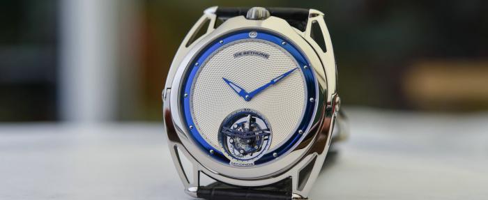 近期出现的5款拥有着精美玑镂表盘的手表